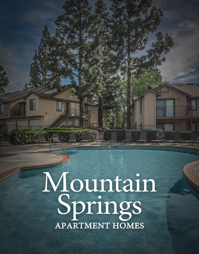 Mountain Springs Apartment Homes Property Photo